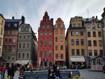 6-åringarnas stora resa till Stockholm